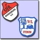 VfR Wardenburg II - VfL Stenum AH